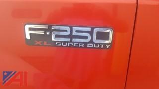 2002 Ford F-250XL Super Duty Pickup Truck