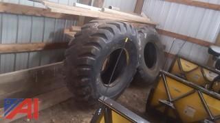 CAT Loader Tires