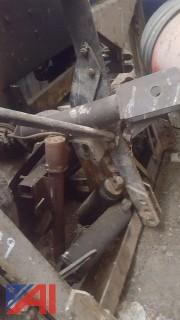 Viking Plow Frame and Harness