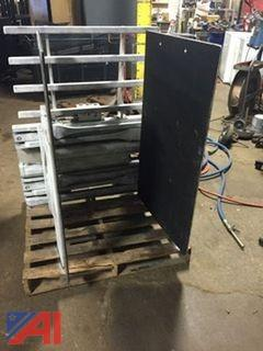 Cascade Forklift Clamp Attachment