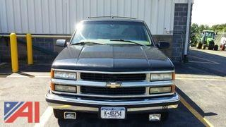 1991 Chevrolet Tahoe Suburban