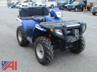 2005 Polaris Sportsman 600 ATV