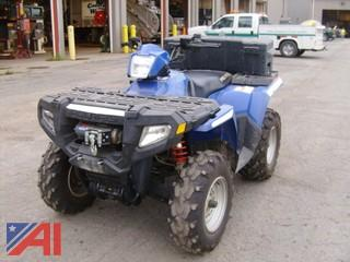 2005 Polaris Sportsman 600 ATV