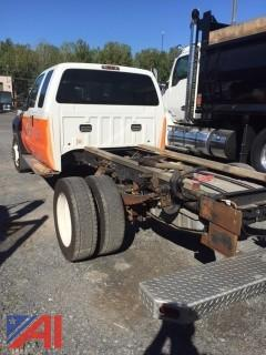 2009 Ford F450 Cab/Chassis