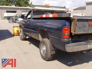 2001 Dodge RAM 2500 Pickup