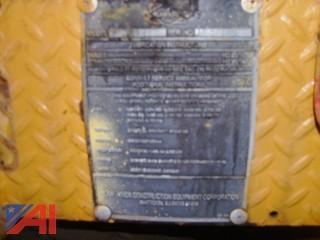 1982 Blaw Knox PF115 Paver
