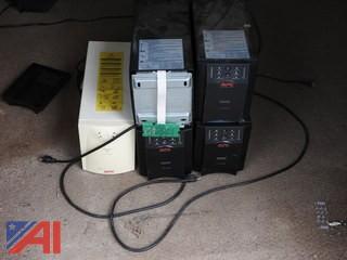 (5) UPS - Uninterrupted Power Supplies