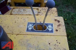 Big Joe Electric Forklift
