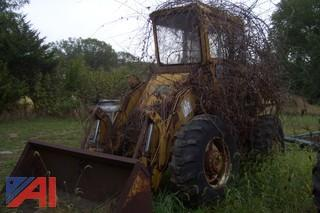 International 3850 Front End Loader