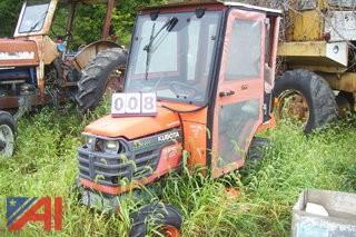 Kubota BX2200 Tractor