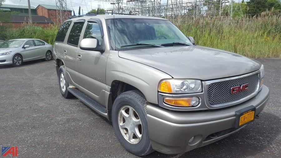 Cayuga County Surplus Vehicle #8905