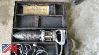 "Black & Decker 1 1/8"" Electric Hammer"