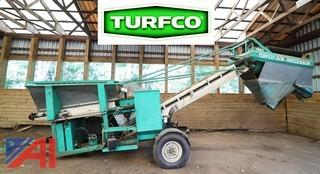 Turfco #1823/85601 Diesel Soil Processor Shredder/Kubota 29HP