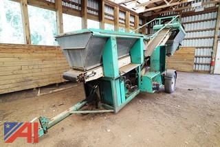 Turfco #1823/85601 Diesel Soil Processor Shredder/Kubota 29HP