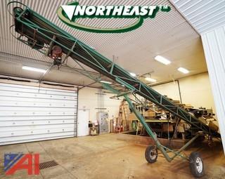 Northeast Inclineable Power Conveyor/20'