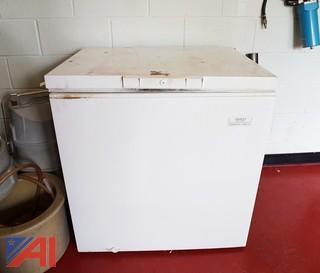 Crosley Commercial Chest Freezer