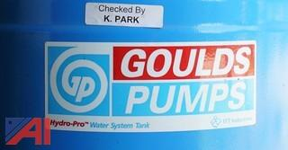 Complete Booster Pump House/ Goulds 2HP S/S SSV Series Pumps