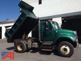 2003 International 7400 Dump
