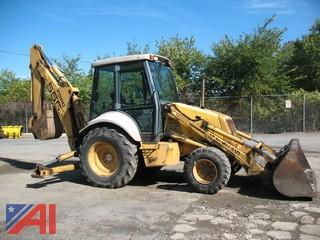1997 Ford / New Holland 555E Backhoe