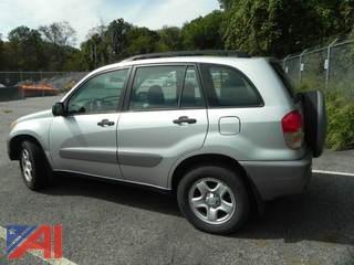 2003 Toyota RAV4 SUV