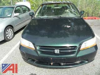 2000 Honda Accord 4DRSD