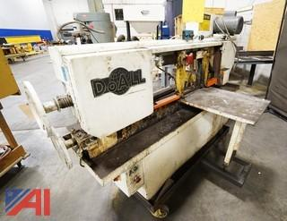 DoAll C-916M Horizontal Metal Cutting Bandsaw with Manual Feed/103595
