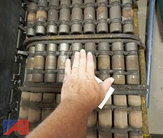 (7) Heavy Duty Machine Rigging Skates/Hilman In Crate