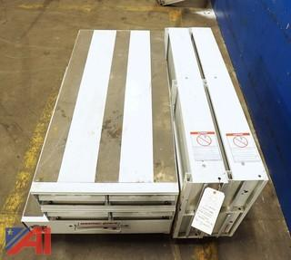 Weather Guard Van Drawer Aluminum Lateral Storage Units/Itemizer
