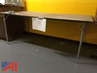 Lot of 3 Formica Top Tables