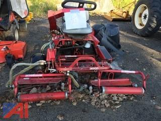 Toro 3000 Greenmaster Turf Mower