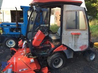 2002 Jacobson 628D Mower & Broom w/ Cab