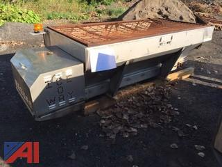 2008 Ice-O-Way Stainless Steel Spreader