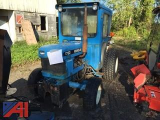 1997 New Holland 1720 Tractor