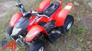Unknown Youth 50CC Four Wheeler