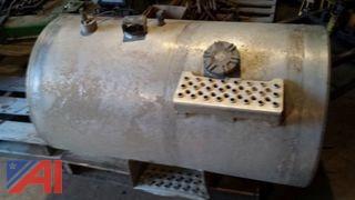100 Gallon Stainless Steel Fuel Tank