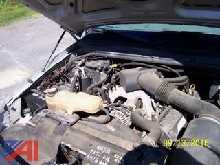 2003 Ford F350 XL Super Duty Utility Truck