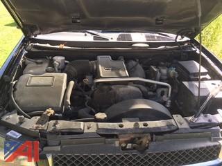 2008 Chevrolet Trailblazer 4D