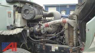 2007 Mack CXN613 Tandem sleeper tractor
