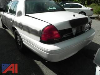 2011 Ford Crown Victoria 4DRSD