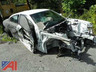 2015 Dodge Charger 4DRSD (Parts Vehicle)