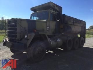 1979 AM General M917 Dump Truck