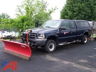 2004 Ford F250 Extended Cab
