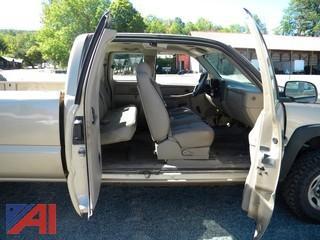 **UPDATED** 2006 Chevrolet Silverado 2500 HD Pickup