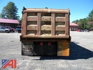 1999 International 2574 Dump