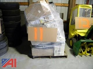 Pallet of Various Avaya / Lucent Telephones & Switching Systems