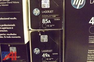 Laserjet print cartridges