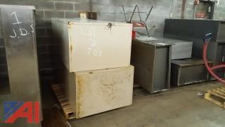Metal Shelving Cabinets