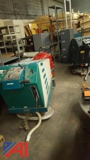 (5) Assorted Floor Cleaning Machines