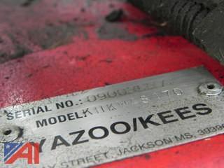 """Yazookies KHKW48170 48"""" Walk Behind Mower (#8)"""