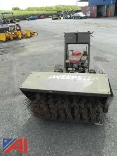 "Sweepster WSP36M07 39"" Sweeper Broom (#11)"